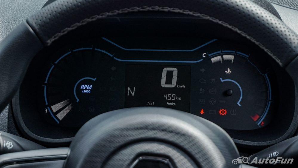 Renault Kwid 2019 Interior 006