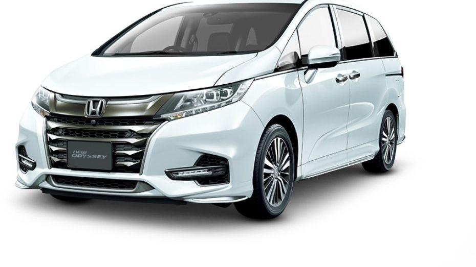 Honda Odyssey 2019 Others 008