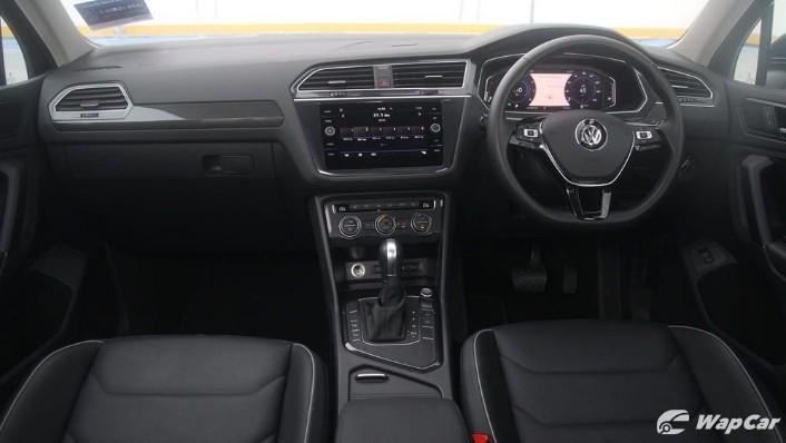 Volkswagen Tiguan 2019 Interior 001
