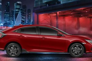 Adu Spesifikasi Hatchback Premium Honda Civic Machback dan Mazda 3 Hatchback