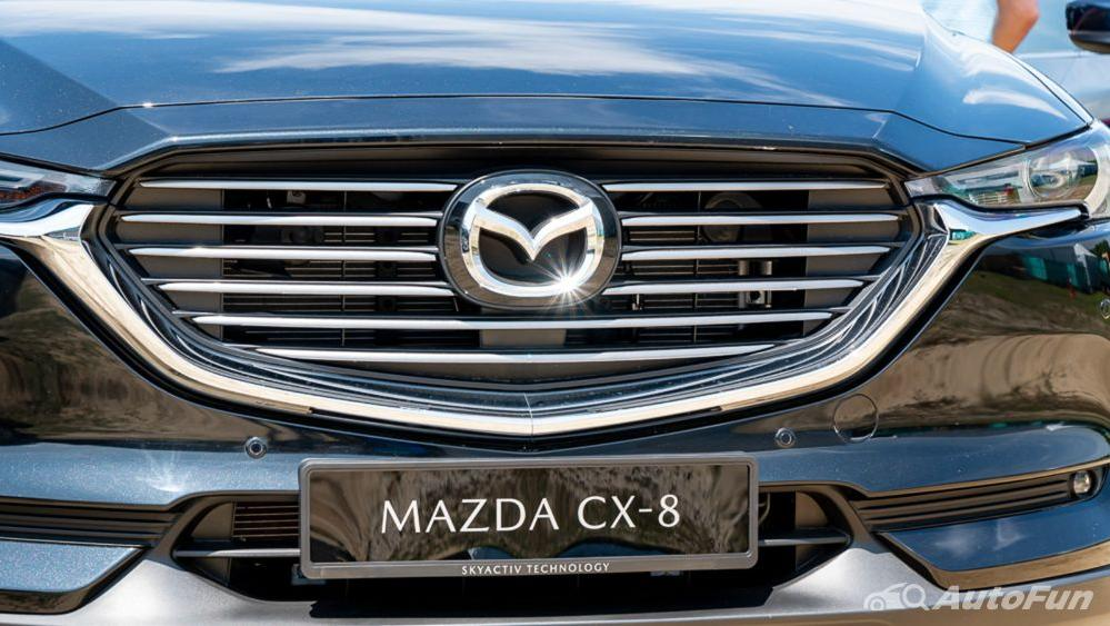 Mazda CX 8 2019 Exterior 011
