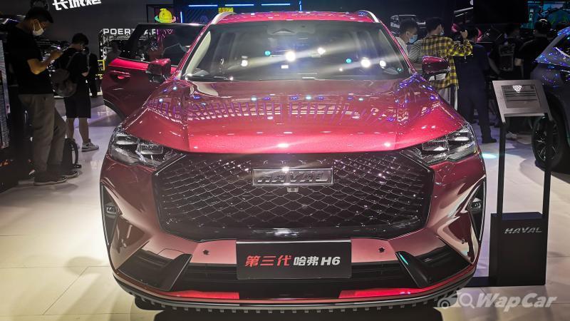 Mengenal SUV Terlaris di China, Haval H6 Calon Rival Honda CR-V dan Wuling Almaz 02