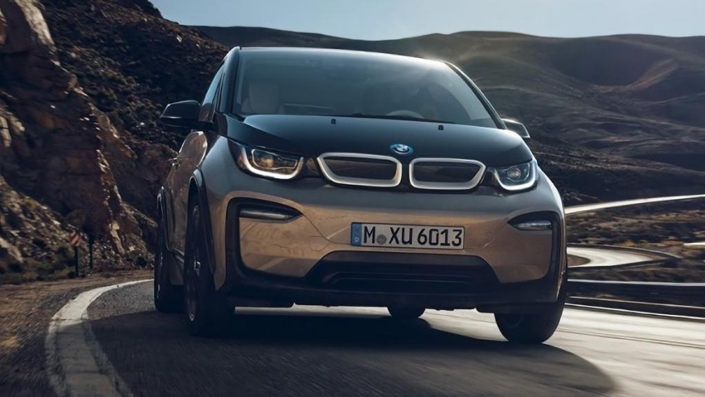 BMW I3s 2019 Exterior 003
