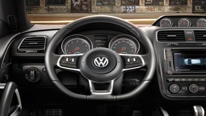 Volkswagen Scirocco 2019 Interior 001
