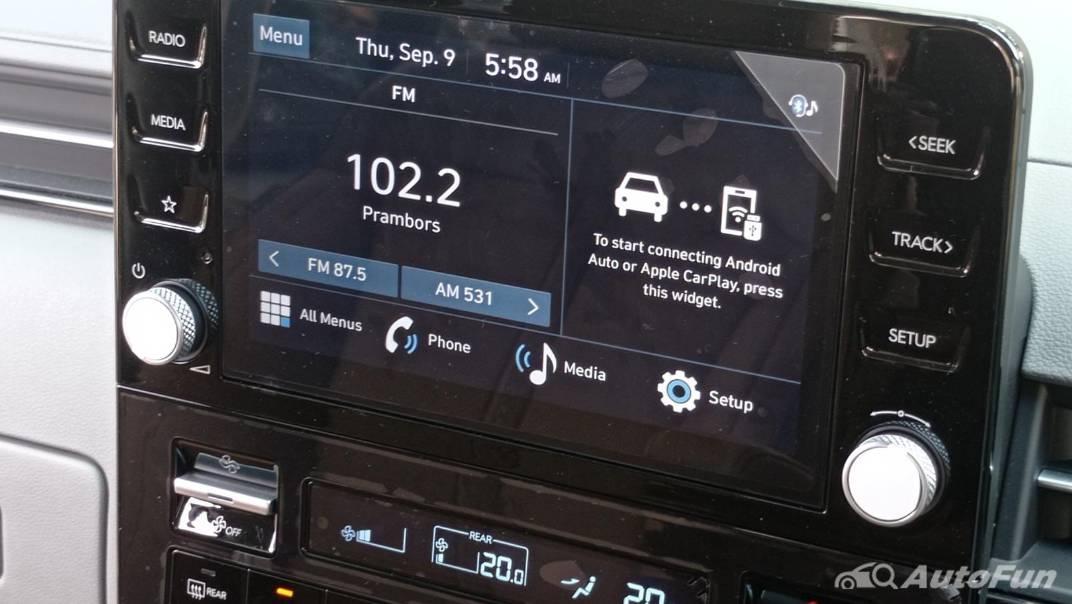 2021 Hyundai Staria Signature 7 Interior 004