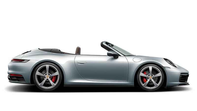 Porsche 911 2019 Exterior 045