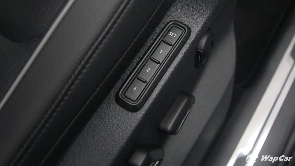 Volkswagen Tiguan 2019 Interior 080
