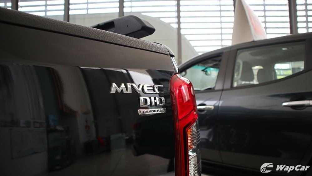 Mitsubishi Triton 2019 Exterior 027