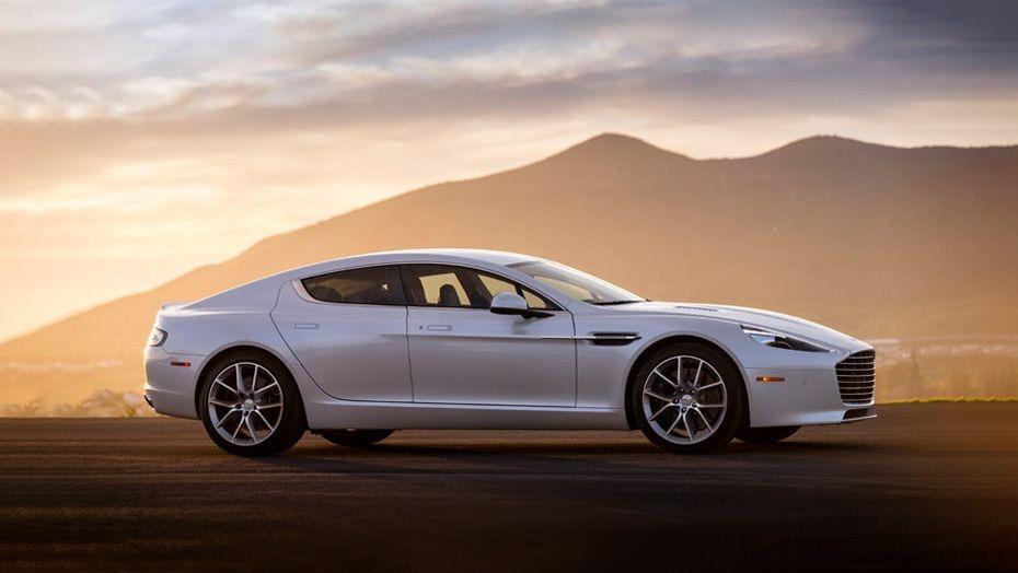 Aston Martin Rapide S 2019 Exterior 006