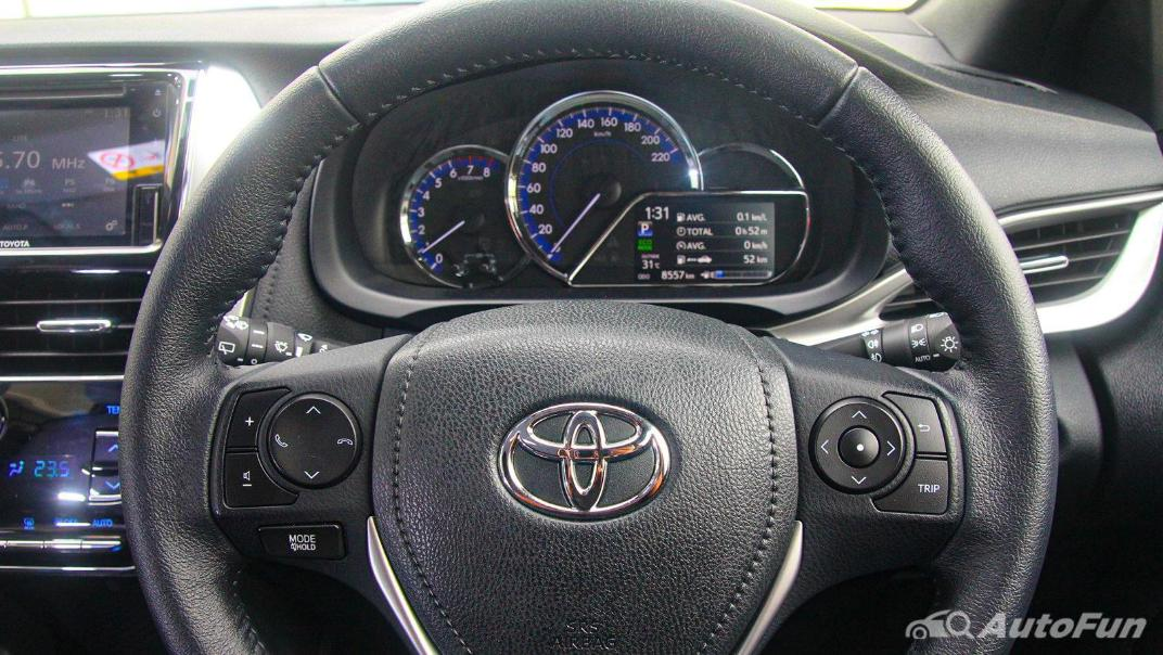 Toyota Yaris 2019 Interior 004