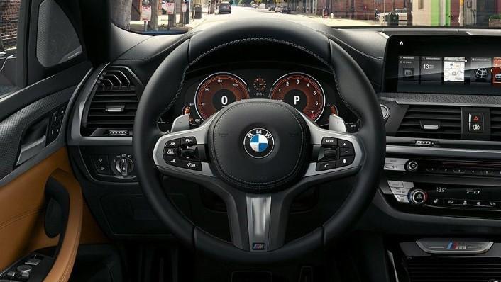BMW X3 2019 Interior 001