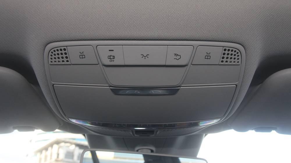 Mercedes-Benz E-Class 2019 Interior 061