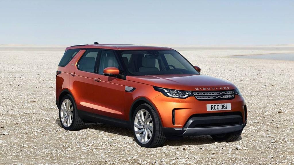Land Rover Discovery 2019 Exterior 003