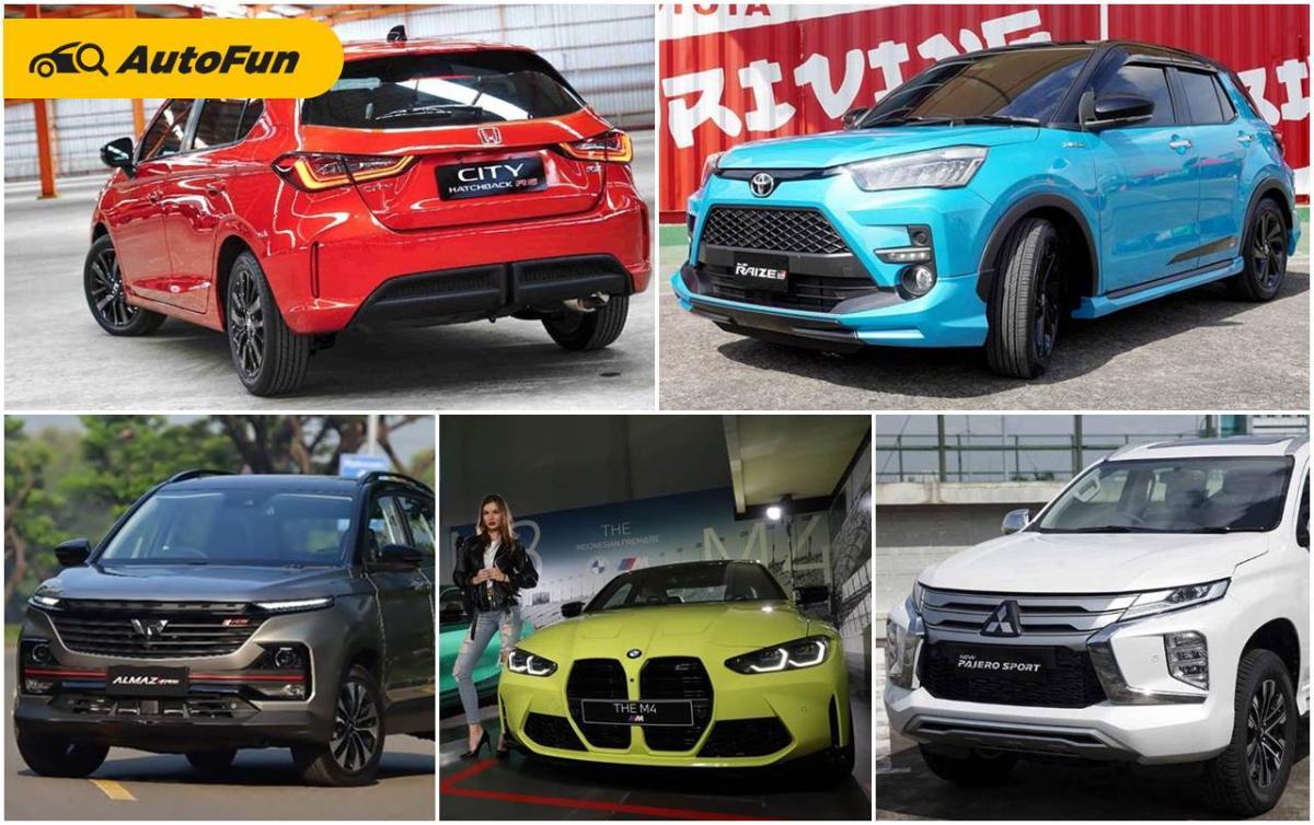 5 Pilihan Mobil Baru Terbaik di Indonesia Selama Paruh Pertama 2021 01