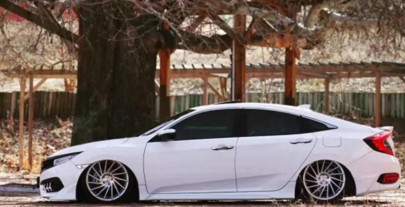 Deretan Modifikasi Honda Civic FC1, Mempertajam Aura Sporty Khas Civic 02