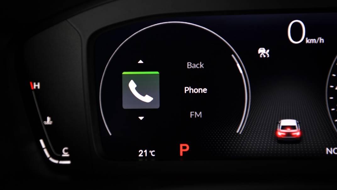 2022 Honda Civic Upcoming Version Interior 044
