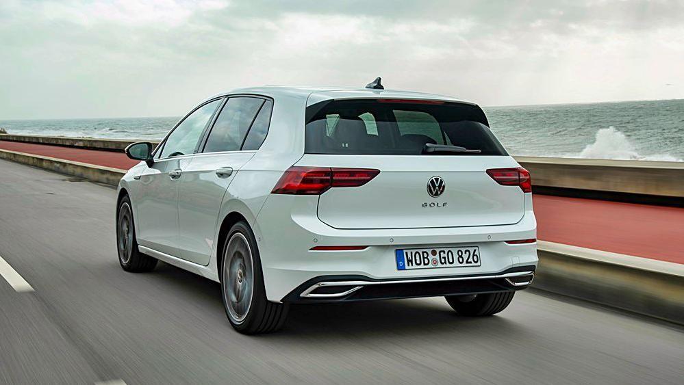 Volkswagen Golf 2019 Exterior 101