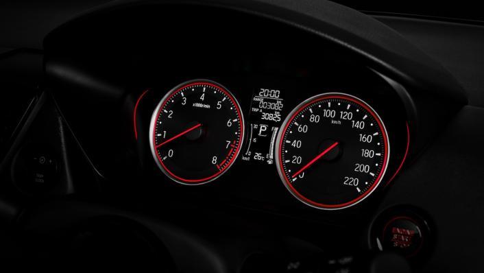 2021 Honda City Hatchback Interior 003