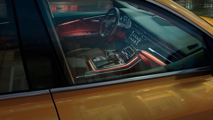 Audi Q8 2019 Interior 004