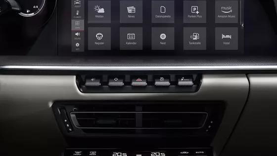 Porsche 911 2019 Interior 037
