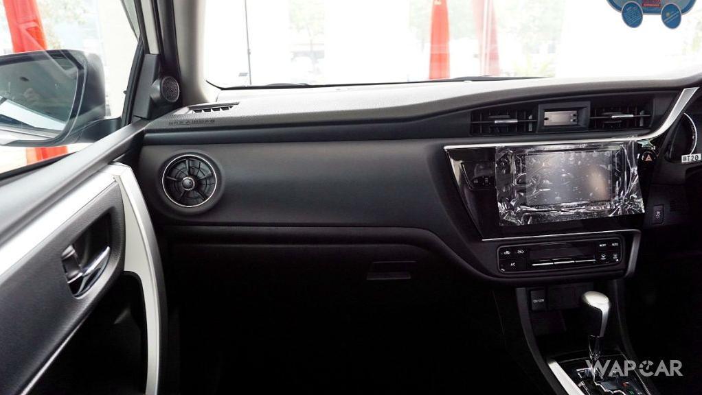 Toyota Corolla Altis 2019 Interior 168