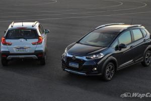 Honda WR-V 2022 Menjadi Pesaing KIA Sonet di Segmen SUV Crossover