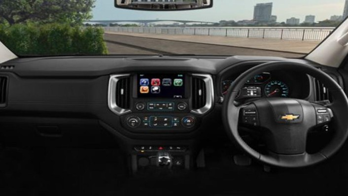 Chevrolet Trailblazer 2019 Interior 001