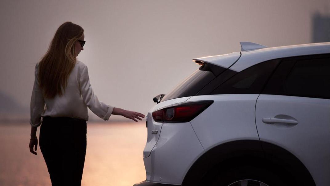 Mazda CX 3 2019 Exterior 017