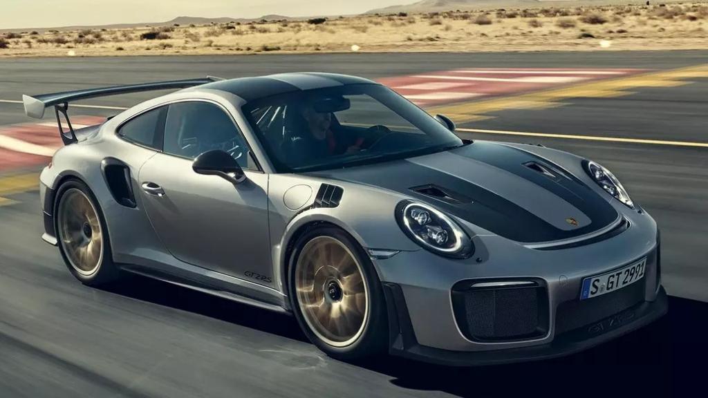 Porsche 911 2019 Exterior 003
