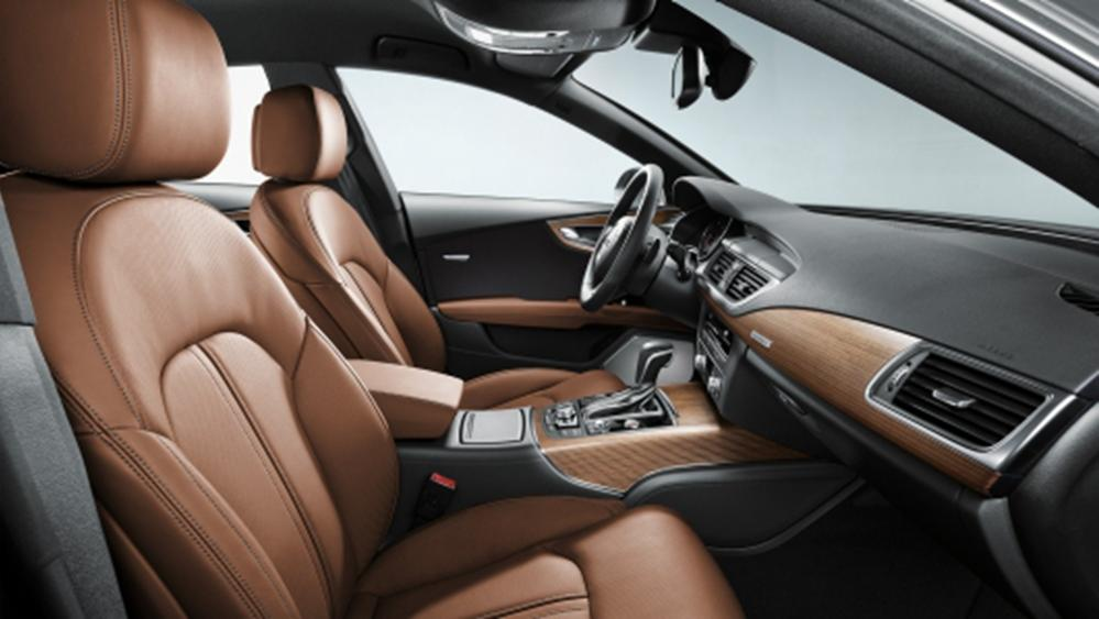 Audi A7 2019 Interior 009