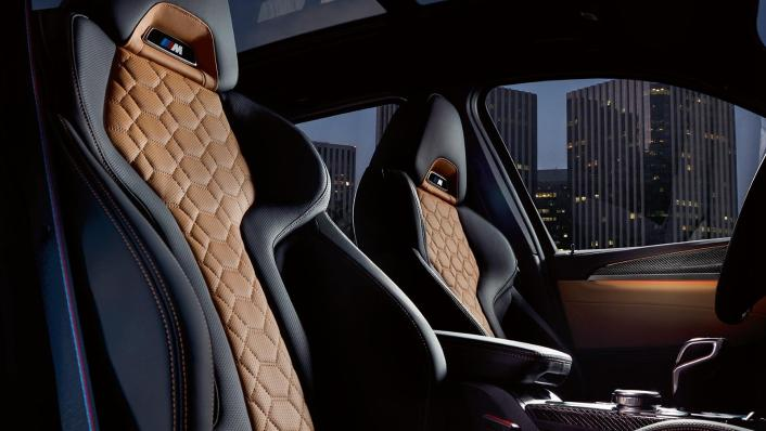 BMW X3 M Interior 004
