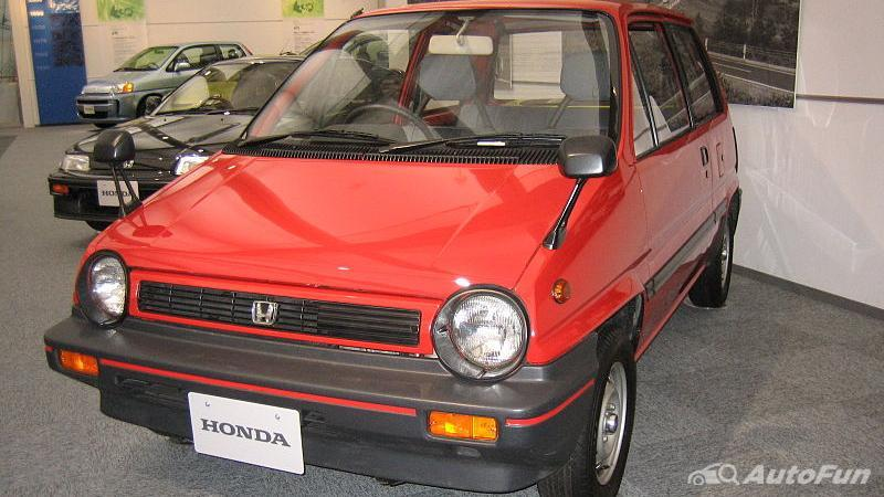 Honda City 1981