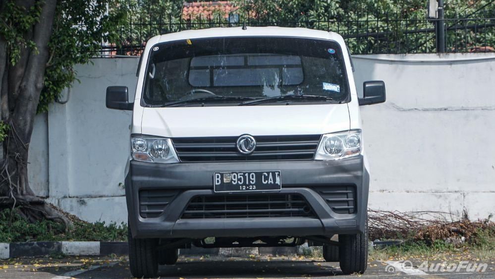 DFSK Super Cab 2019 Exterior 002