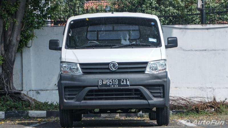 Overview Mobil: Daftar harga cicilan mobil 2020-2021 All New DFSK Supercab Rp167,000 - 119,500 02