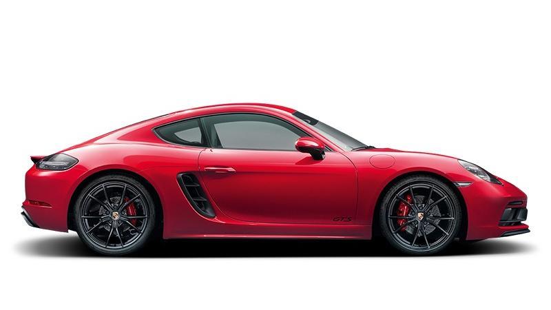Porsche 718 2019 Exterior 030