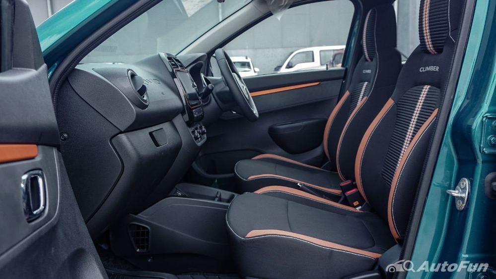 Renault Kwid 2019 Interior 045