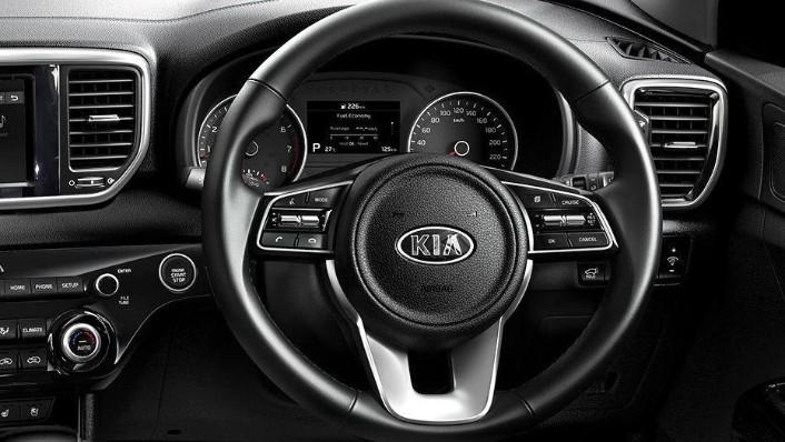 Kia Sportage 2019 Interior 002