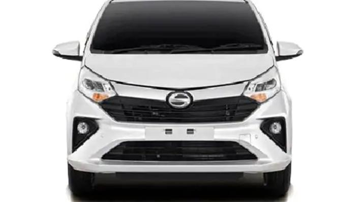 Daihatsu Sigra 2019 Exterior 002