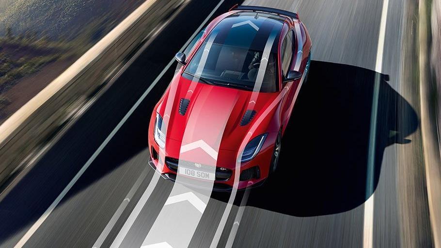 Jaguar F-TYPE 2019 Exterior 009