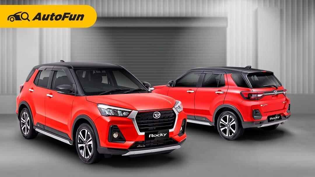 Daihatsu Rocky 1.2 Liter vs 1.0 Turbo, Kemampuan Mesin Tak Kalah Dari Versi Turbonya 01