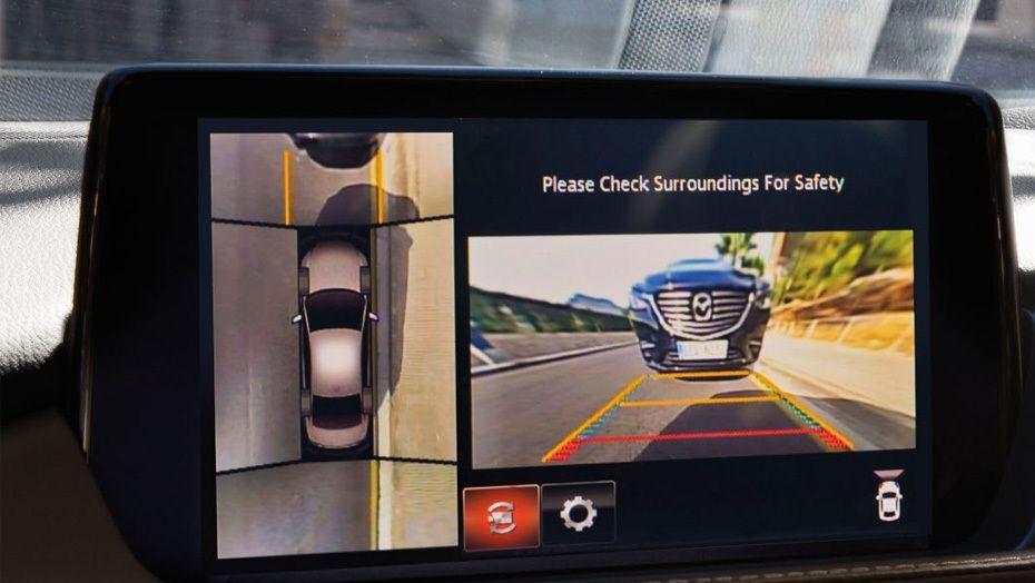 Mazda 6 2019 Interior 003
