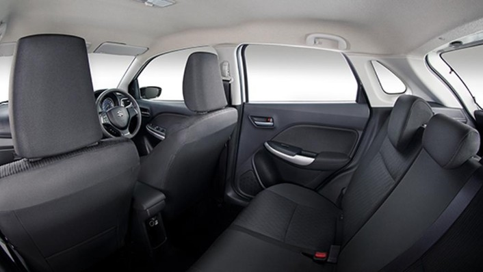 Suzuki Baleno 2019 Interior 008
