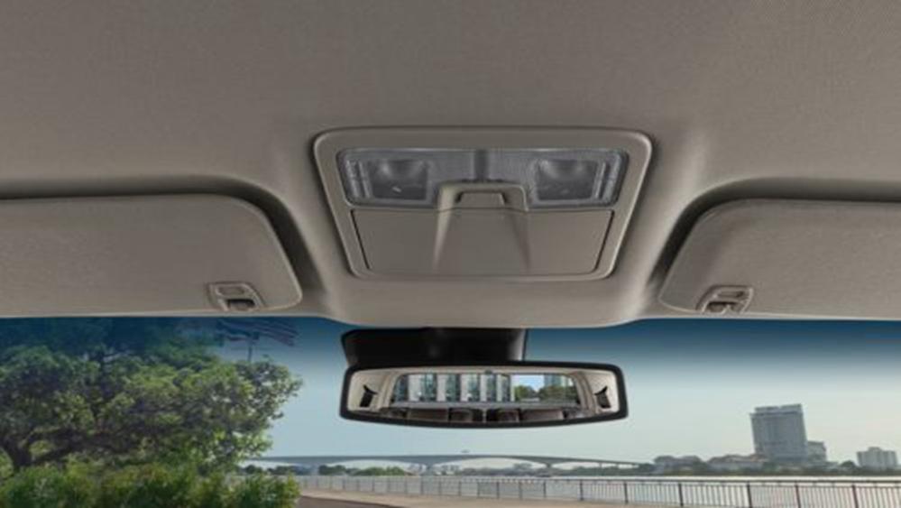 Chevrolet Trailblazer 2019 Interior 010