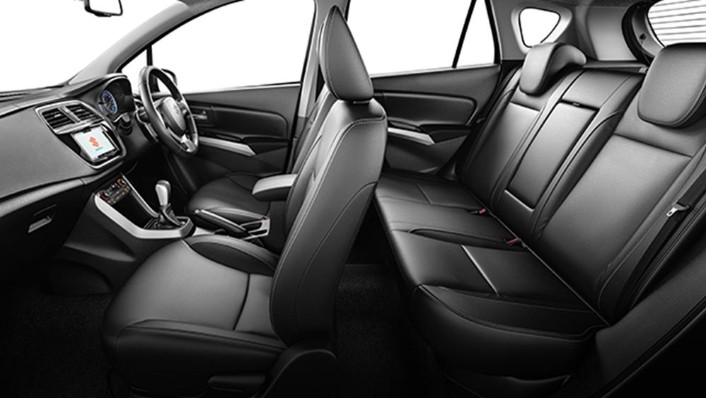 Suzuki SX4 S-Cross 2019 Interior 002