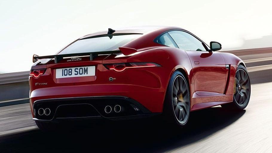 Jaguar F-TYPE 2019 Exterior 007