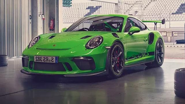 Porsche 911 2019 Exterior 010