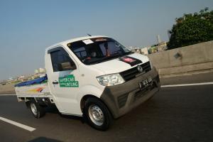 Konsumsi BBM DFSK Super Cab Tembus 12 Km/Liter, Apakah Lebih Efisien Dari Suzuki Carry?