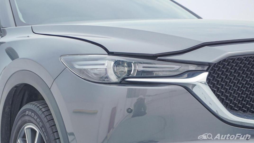 Mazda CX 5 Elite Exterior 012
