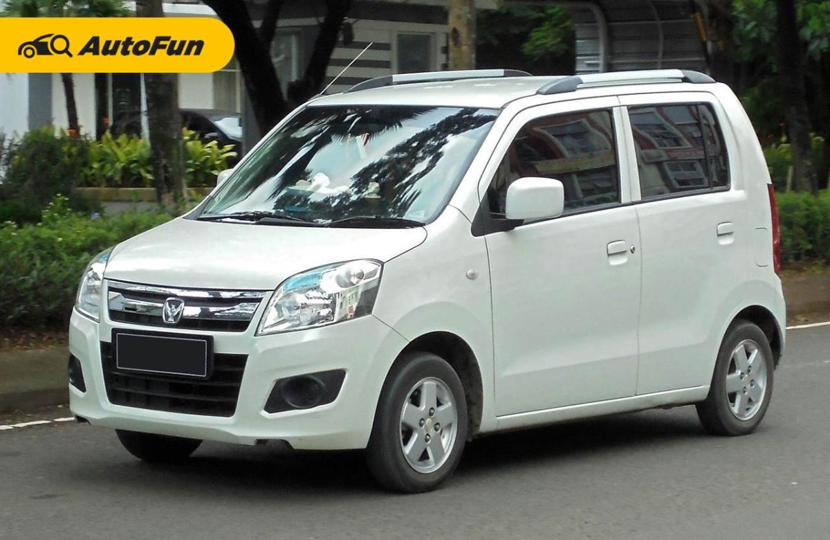 Suzuki Karimun Wagon R 2021