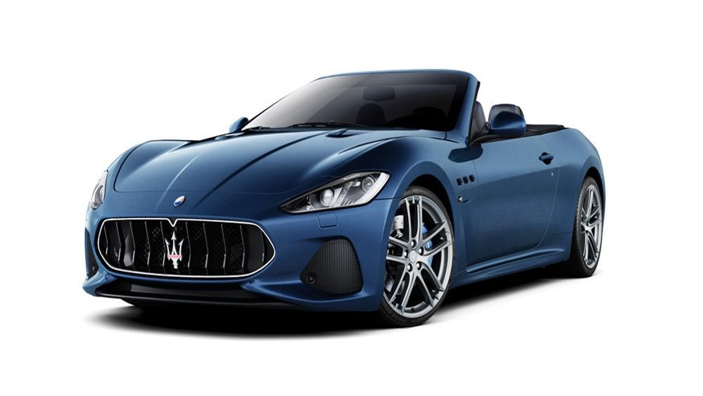 Maserati Grancabrio 2019 Exterior 001